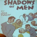 Book jacket, Shadows of Men