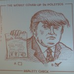 Donald Trump by John Carey (Greater Media Newspapers)