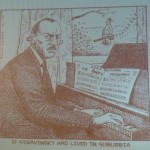 If Stravinsky had Lived in Suburbia, John Carey (Greater Media Newspapers)