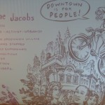 Jane Jacobs by Sabrina Jones