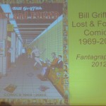 Lost & Found Comics, Bill Griffith