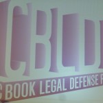 Comic Book Legal Defense Fund logo