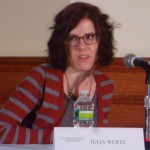 Julia Wertz, author of Drinking at the Movies