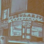 Regularity Cafeteria, Ben Katchor