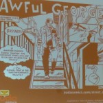 Awful George, Dean Haspiel