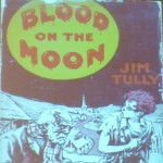 Book jacket, Blood on the Moon