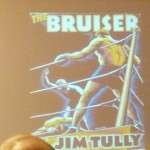 Book jacket, The Bruiser