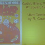 Jive Comics, R. Crumb