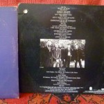 Northern Lights, Southern Cross; Islands; Robbie Robertson (back covers)