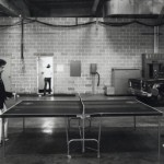 Dylan & Levon at ping pong