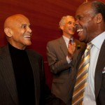 Harry Belafonte and Danny Glover (Hillman)