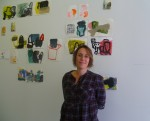 Inga Dalrymple and her work.