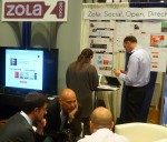 Zola Books had a great response at BEA to their new social reading platform.
