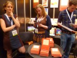 Laura Cunningham of Wisdom Publications was eager to tell us about 'The Mindful Writer.'