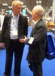 I'm talking with colleague Mark Dietrich, of my newest client Speakerfile, who I worked with at BEA.