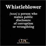 Whistleblower graphic
