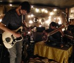 Elephant Stone played a great set at the Hidden Pony showcase with Rishi Dhir&#039;s  sitar at the center of their mind-blowing sound.