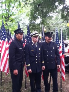 Three fine gentleman firefighters.