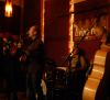 Deni Bonet, fiddle; Marc Berger; Mike Ricciardi, drums; Jeff Eyrich, bass.