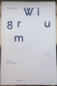 11 Wigrum cover