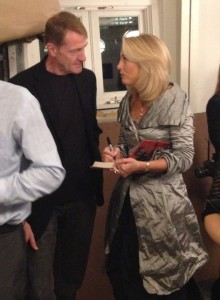Lee Child, Valerie Plame