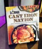 What a great idea for a cookbook--Cast Iron Nation from Oxmoor Publishing.