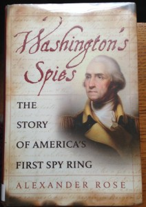 Washington's Spies, Alexander Rose