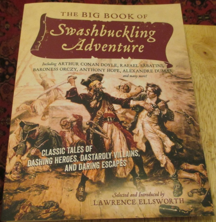 Big Book of Swashbuckling Adventure front