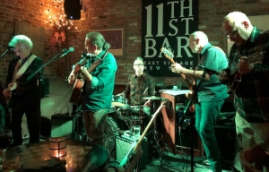 Marc Berger and band